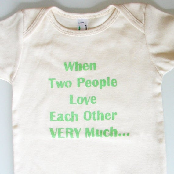 Love Each Other When Two Souls: When Two People Love Each Other Very Much Infant Romper Size