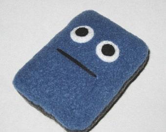 Tom Creature Plush Dark Blue