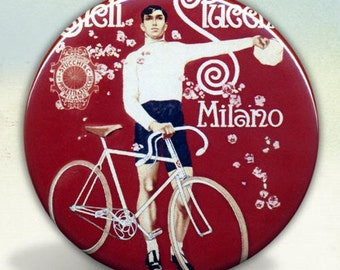 Cicli Stucchi Bicycle Pocket Mirror
