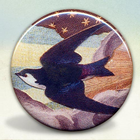 Swallow pocket mirror tartx