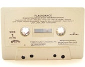 flashdance cassette belt buckle