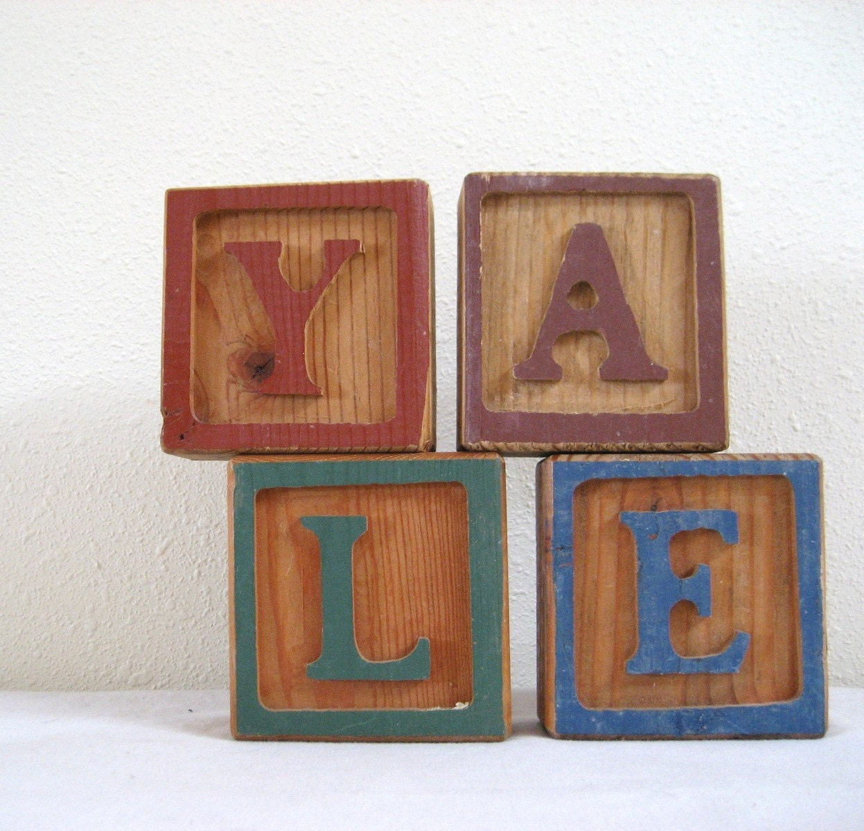wood block letters wood block letters y a l e decorative wooden carved alphabet 25665 | il fullxfull.141530877