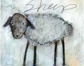 PRINT - Sheep