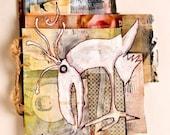 ONLINE CLASS -Junk Mail Artist's Book