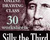 Online Class - 30 SILLY Worksheets PDF - SESSION 3