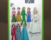 Vintage 12 Inch Barbie Doll Sewing Pattern