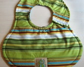 SALE-Strip  Infant Bib