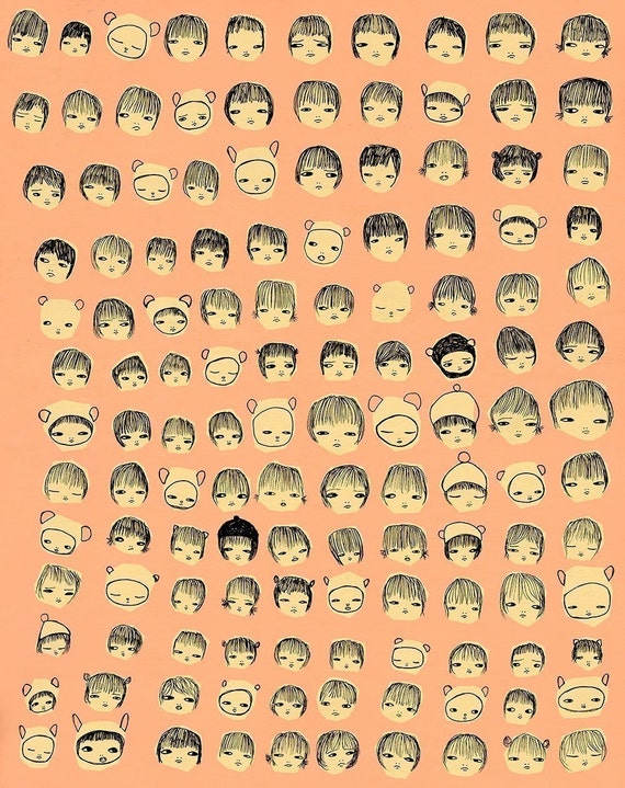 All My Little Friends (Pink)