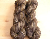 BARK OVERDYE - SOFT Handpainted Sunshine Yarns Superwash