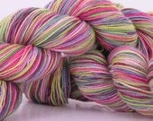 WILDFLOWERS - TWIST Handpainted Sunshine Yarns Superwash