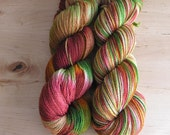 FALL LEAVES - SOFT Handpainted Sunshine Yarns Superwash