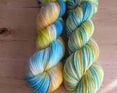 BEACH DAY - SOFT Handpainted Sunshine Yarns Superwash