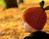Lil Punkin Hat - Size M