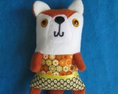 Flip Fox Little Thistle Plush Toy