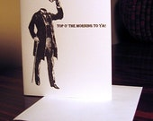 Olde Timey Greeting Card