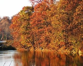 Schaghticoke Autumn Color 1