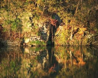 Schaghticoke Autumn Color - Print