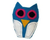 Hooty McOwl Catnip Toy
