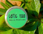 Celtic Rain Solid Perfume