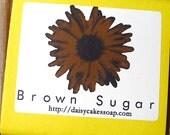 Brown Sugar Soap, A Smooth Body Bar