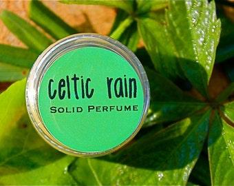 Celtic Rain Solid Perfume