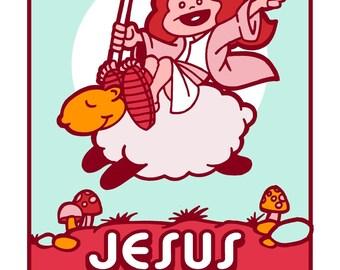 JESUS of NAZARETH PA