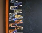 12 STORIES Calendar Magnet Set