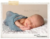 Cheesecloth Newborn Baby Wrap Photo Prop Egg, Cocoon, Maternity, Fashion Scarf Photo Prop For Family or Baby Portrait Sessions