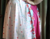 i went to a tea party in this dress