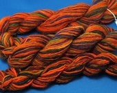 Balanced singles yarn  Sunset on Mars