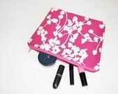 PDF Pattern - Zippered Cosmetic Bags - Muse Patterns
