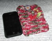 Spring Colored iPhone  / Phone Cozy