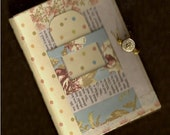 Hand Bound Envelope Book