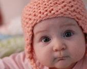 Serendipity Baby Hat Knitting Pattern PDF
