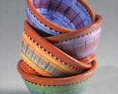 set of 4 prep bowls