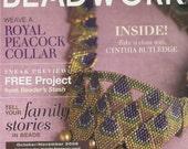 Beadwork Magazine Oct\/Nov 2006