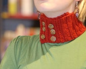 Comic Relief Charity Neckwarmer Collar