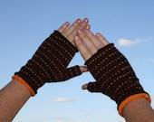 chocolate orange cuffed love