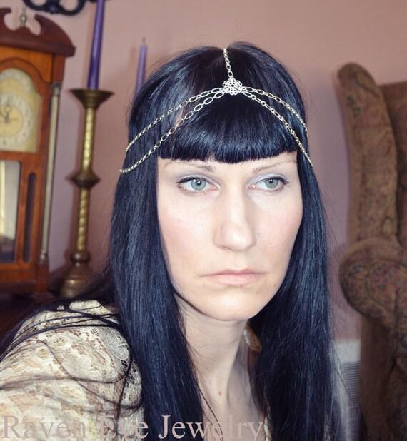 Gabriella Chain Headpiece Head Chain Headdress