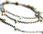 Inbar Chain -  Multipurpose Jewelry--Can be a necklace, bracelet, or anklet