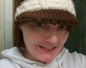 Newsboy Brinmed Hat