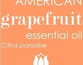 Pink Grapefruit Essential Oil 5ml