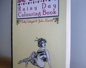 Dr Sketchys Official Rainy Day Colouring Book