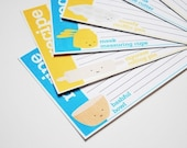 Printable Recipe Cards - A Baker's Best (Tool) Friends
