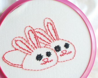 Creepy Cuties - Zombie PDF Embroidery Pattern