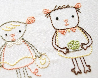 Maxton Place - Downloadable Animal PDF Embroidery Pattern