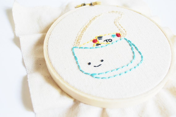Community Helpers - Jobs and Occupations Embroidery Pattern