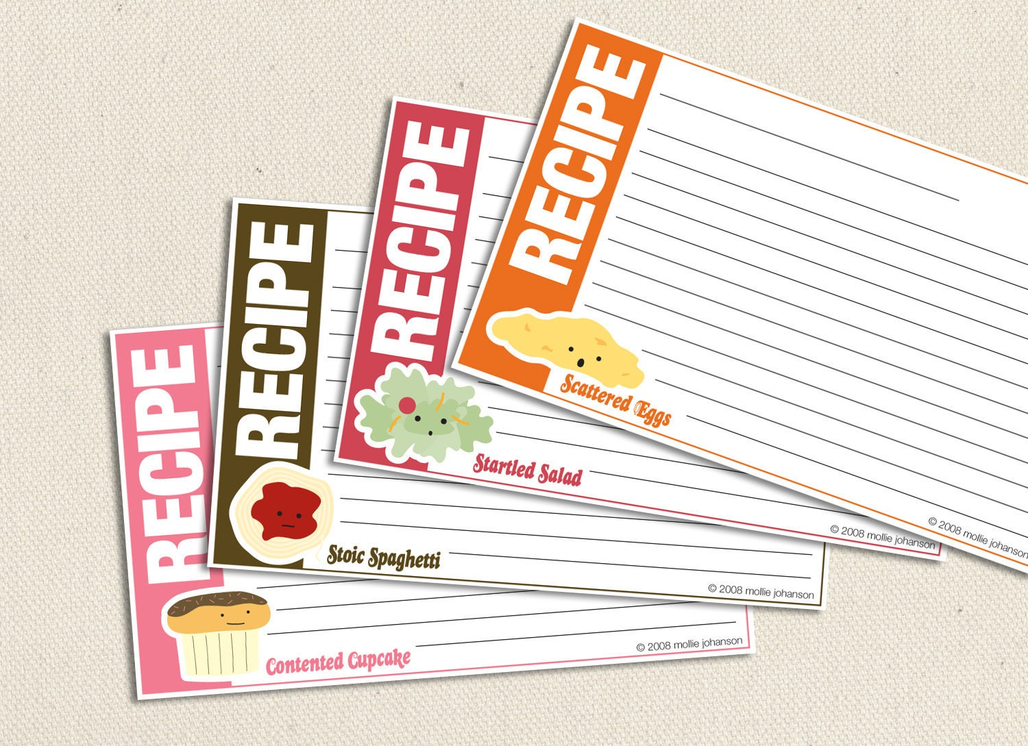 Recipe Card Template Microsoft Word Printable recipe cards