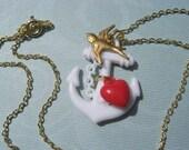 Sailor Tattoo - Anchor Necklace