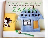 Handmade Zakka - Japanese craft book